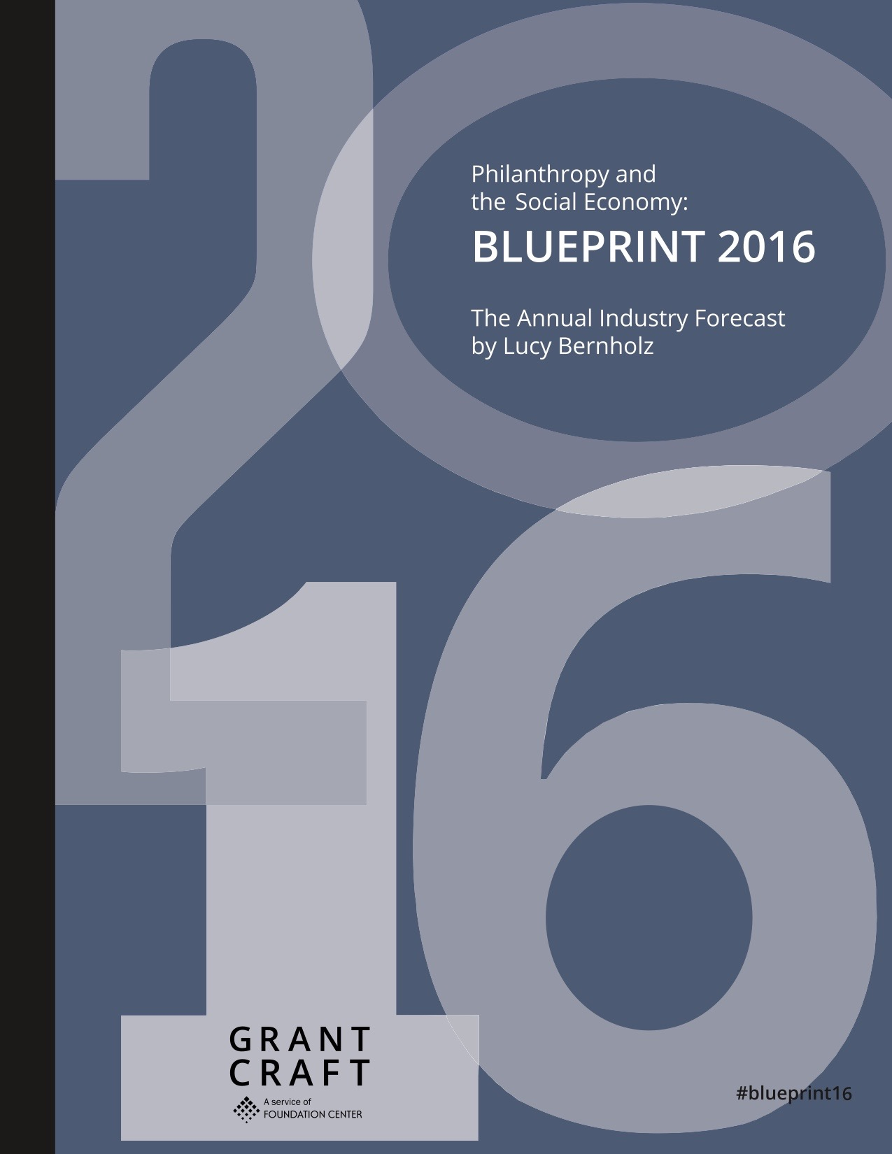 Blueprint 2012 Philanthropy and Social Investing